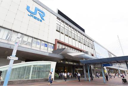 写真:岡山駅
